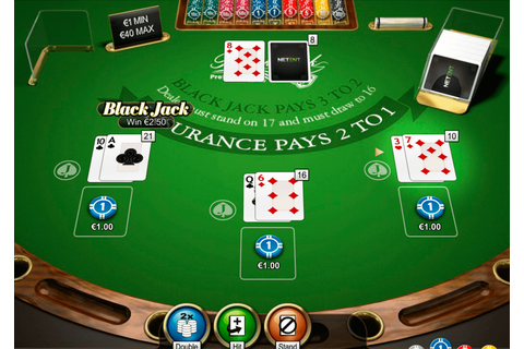Play Double Xposure Blackjack Professional Series by ...