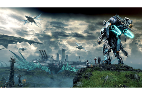 Xenoblade Chronicles X Game 2015 | 2048 x 1152 | Download | Close