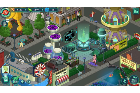 Download Futurama: Worlds of Tomorrow on PC with BlueStacks
