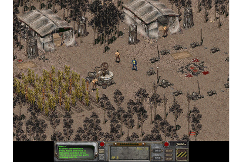 Fallout 2 Game - Free Download Full Version For PC