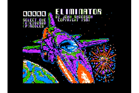 Download The Eliminator (Apple II) - My Abandonware