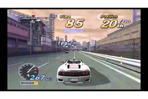 Outrun 2006 Coast 2 Coast PC Game Free Download - YouTube