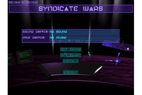Play Syndicate Wars on your Windows 7 or Windows 8 PC