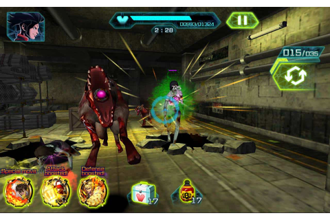 Android Game Of The Week: Beast Busters
