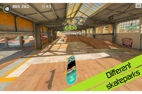 Touchgrind Skate 2 - Android Apps on Google Play