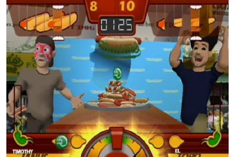 Major League Eating: The Game confirmed for WiiWare this ...