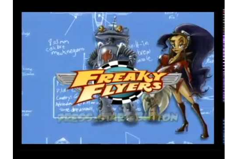 Freaky Flyers - PS2 (2003) - YouTube