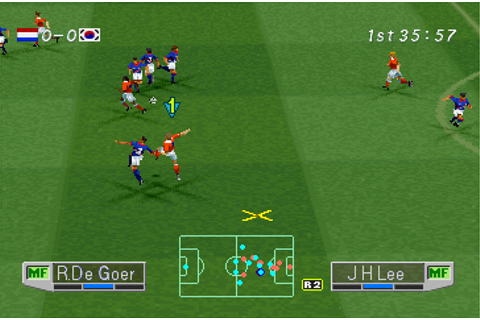 International Superstar Soccer Pro 98 Download - Old Games ...