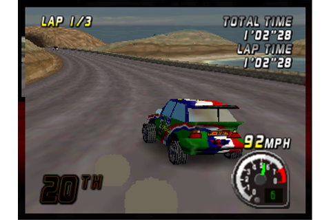 Top Gear Rally (Europe) ROM