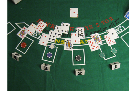 File:Blackjack game 2.JPG - Wikimedia Commons