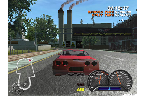 Free Download Game Corvette