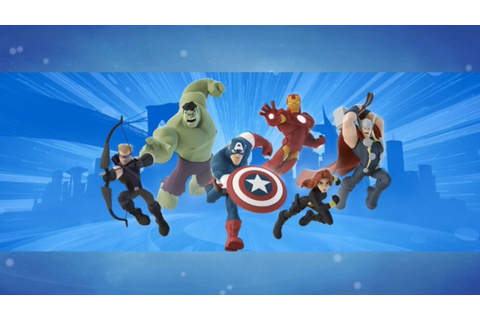 Disney Infinity 2.0 Edition with Marvel Super Heroes ...