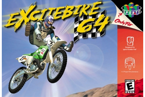 Excitebike 64 - Wikipedia