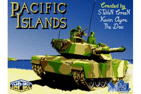 Pacific Islands download PC