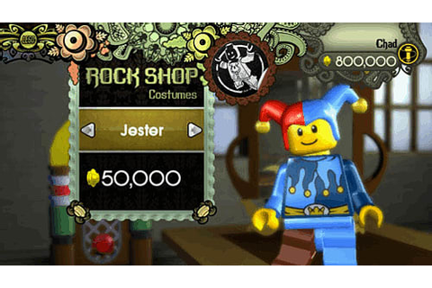 Buy LEGO Rock Band on Wii | Free UK Delivery | GAME