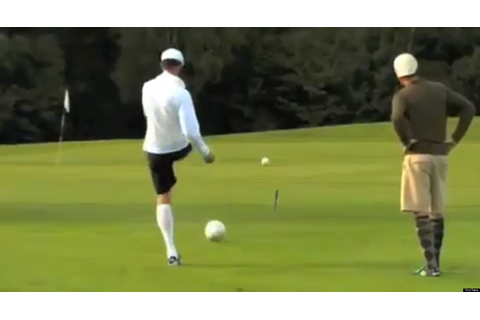 'Footee' Combines Football And Golf, And May Just Be The ...