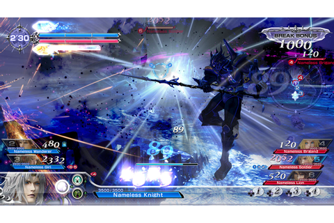 DISSIDIA® FINAL FANTASY® NT on PS4 | Official PlayStation ...