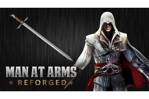 Sword of Altair - Assassin's Creed - MAN AT ARMS: REFORGED ...