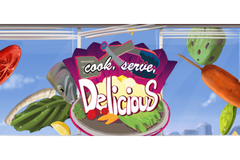 Cook Serve Delicious Free Download Full Version PC Game