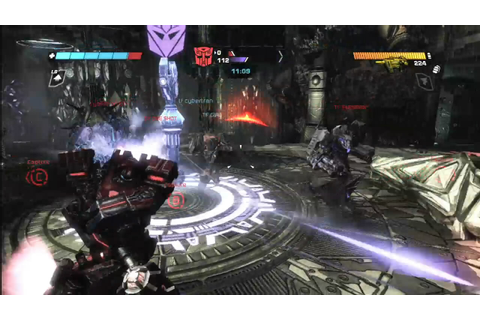 Topic: Transformers: War for Cybertron full game free pc ...