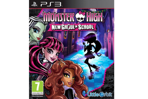 Monster High New Ghoul in School - PS3 Game | Multirama.gr