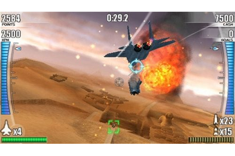 After Burner: Black Falcon (2007) by Planet Moon Studios ...