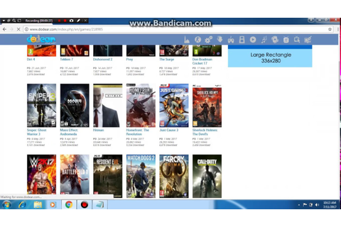 How to download games from dodear - YouTube