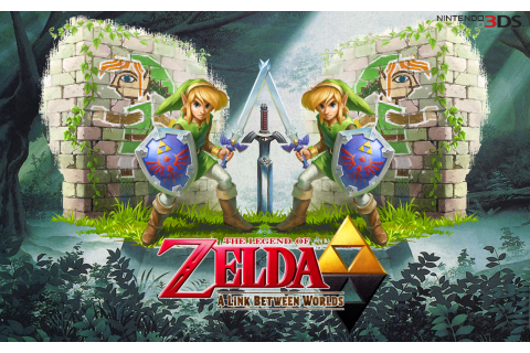 Speed running: The Legend of Zelda: A Link Between Worlds ...
