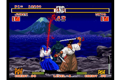 SNK Arcade Classics Vol. 1 (Wii) Screenshots
