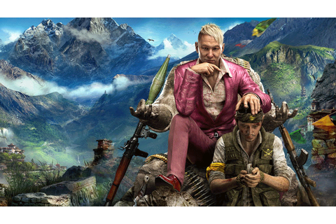 Ubisoft - Far Cry 4