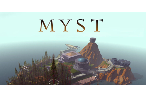'Myst' Remake? Developer Teases Something With Series Of ...