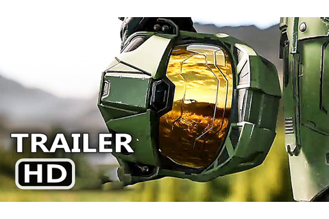 HALO INFINITE Official Trailer (2019) E3 2018 Game HD ...