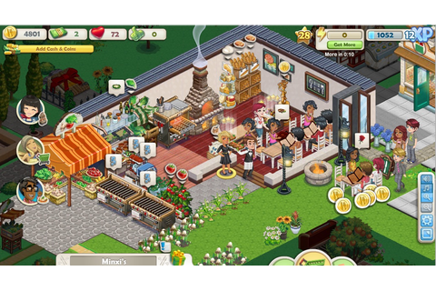 Chefville on Facebook: The Newest Cooking Game | My ...
