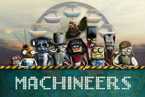Machineers iPhone game - free. Download ipa for iPad ...