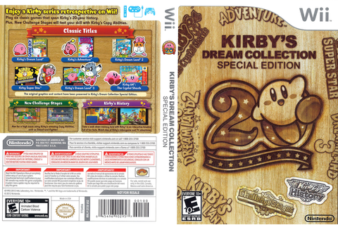 S72E01 - Kirby's Dream Collection: Special Edition