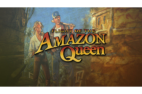 Flight of the Amazon Queen - Download - Free GoG PC Games