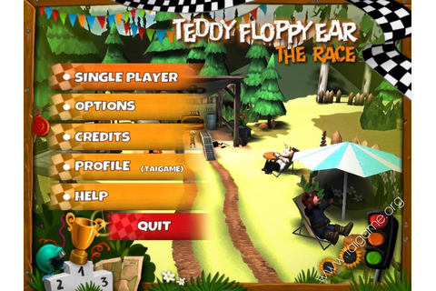 Teddy Floppy Ear: The Race - Download Free Full Games ...