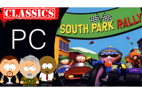 South Park Rally Gameplay & Review PC HD - YouTube