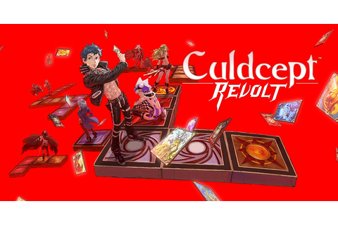 Culdcept Revolt sur ActuGaming.net