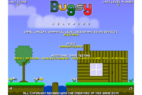 Bugsy Reloaded for PC