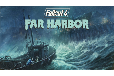 Fallout 4 Far Harbor Red Death Fight! - YouTube
