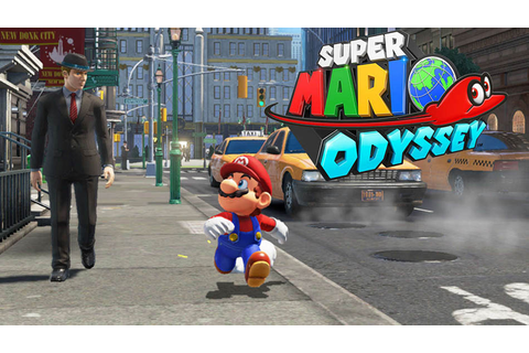 Super Mario Odyssey la grosse vidéo de gameplay de New ...