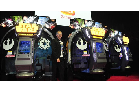 Star Wars: Battle Pod game heads to arcades in January ...