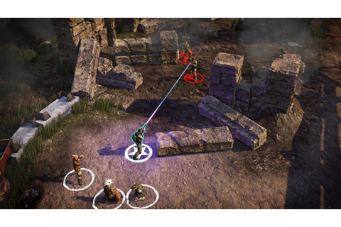 New Games: WASTELAND 2 - DIRECTOR'S CUT (PS4, PC, Xbox One ...