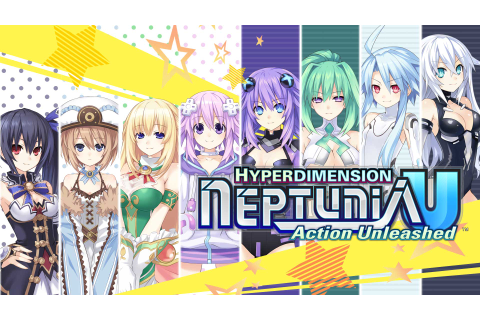Steam Trading Cards - Hyperdimension Neptunia U: Action ...