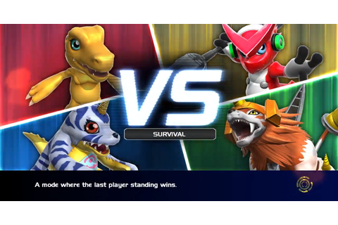 Digimon All-Star Rumble - PS3 Review | Chalgyr's Game Room