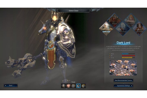 Dark Lord - MU Legend character classes - MU Legend Game ...
