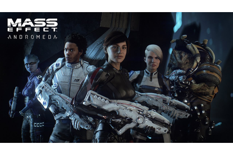 MASS EFFECT™: ANDROMEDA – Official Sara Ryder Trailer ...