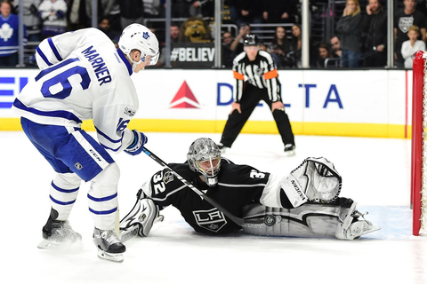 Game Day Watch, 10/23: Los Angeles Kings @ Toronto Maple ...