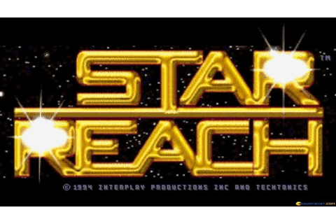 Space Federation - Star Reach gameplay (PC Game, 1994 ...